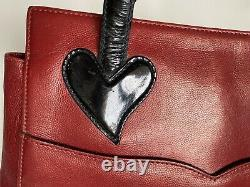 Rare sac à main CHRISTIAN LACROIX vintage 1990