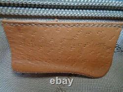 SALVATORE FERRAGAMO sac à main cuir vintage bag à sasir /