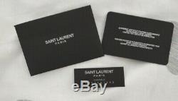 Sac A Main Yves Saint Laurent Effet Croco