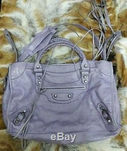 Sac Balenciaga City en Cuir/ leather Bag Balenciaga City