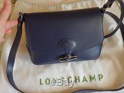 Sac Bandoulière Longchamp Modele Roseau Neuf