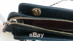 Sac Chanel Magnifique Sac Vintage Cuir Noir