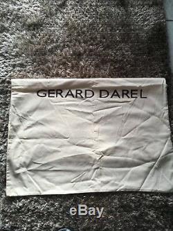 Sac Gerard Darel Cuir Noir