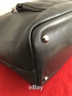 Sac Longchamp Modèle COSMOS Cuir Noir