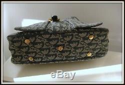 Sac Saddle Christian Dior made Italie TBE bag borsa vintage