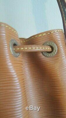 Sac a Main De Marque Louis Vuitton Femme Occasion Noe Cuir Luxe a Bandoulière