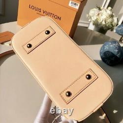 Sac à main Alma BB Monogram Louis Vuitton Marron LV Alma BB Toile Monogram