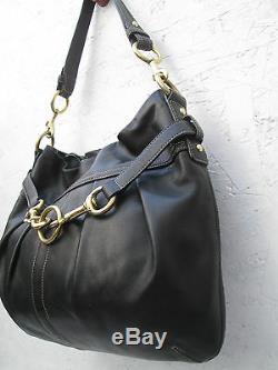 Sac à main COACH (réf N° H05S 8B15) cuir TBEG vintage bag /