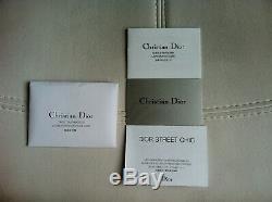 Sac à main CUIR Christian DIOR Street Chic Neuf Authenticité garantie