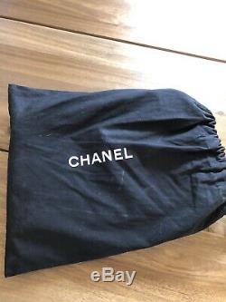Sac à main Chanel cuir rouge