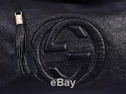 Sac à main Gucci de couleur noir