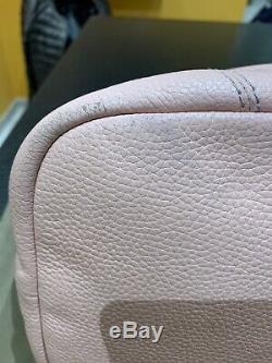 Sac à main LANCEL FRENCH FLAIR rose clair excellent état avec dustbag