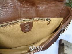 Sac à main en cuir GUCCI TBEG authentique & vintage Bag