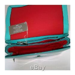 Sac à main femme Lancel en cuir verni Crossed Bag collection Varenne