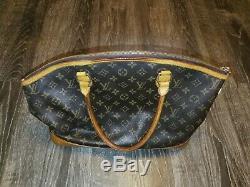 Sac a main femme Louis Vuitton monogramme authentique cuir