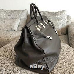 Sac de Voyage Hermes Haut à Courroie HAC 50 Travel Bag Birkin