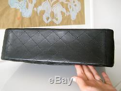 Sac à main Vintage Mademoiselle XL Jumbo CHANEL