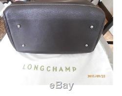 Sac à main en cuir Longchamp neuf