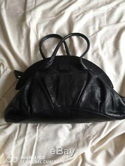 Sonia Rykiel sac à main cuir noir