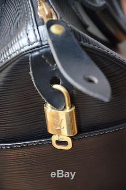 Splendide sac à main SPEEDY épi 25 LOUIS VUITTON