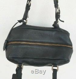 Sublime authentique sac à main PRADA en cuir