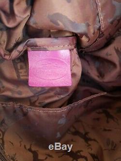Sublime sac à main LONGCHAMP en cuir bag