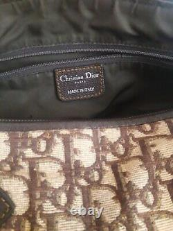 Superbe Sac A Main Christian Dior Avec Son Porte Monnaie Etat Superbe