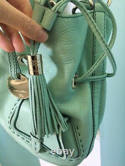 Superbe sac à main Lancel premier flirt Neuf menthe