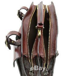 Sac À Cartable Italien Main Pour Leather Tuscany Femme En Cuir MSGLzVqUp