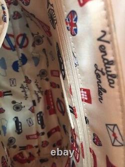 VENDULA LONDON 2018 sac à main VENDULA BISCUIT SHOP, étiqueté, prix 270 RARE