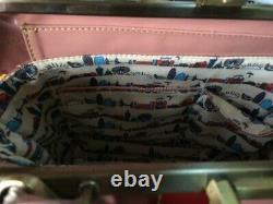 VENDULA LONDON 2018 sac à main VENDULA PERFUMERY, étiqueté, prix 200 RARE