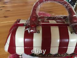 VENDULA LONDON 2018 sac à main VENDULA TOY SHOP, étiqueté, prix 250 RARE