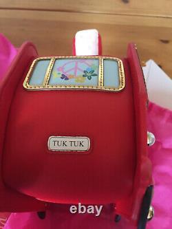 VENDULA LONDON 2019 sac à main modele TUK TUK neuf, étiqueté valeur 170
