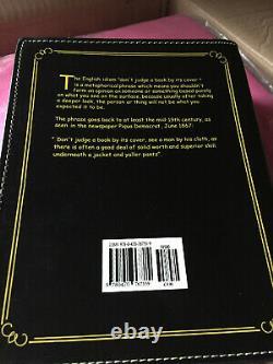 VENDULA LONDON 2021 sac à main clutch modèle BOOK COVER prix 140 RARE