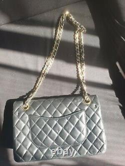 Vintage Sac A Main Chanel Classique Timeless Cuir